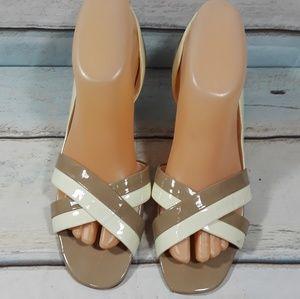 Franco Sarto Shoes - Franco Sarto Open Toe Heeled Shoe Size 8 M